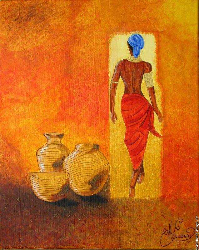 Bien-aimé L'Atelier d'EveLubert Artiste peintre [blogs.fr Le blog multimédia  OY35